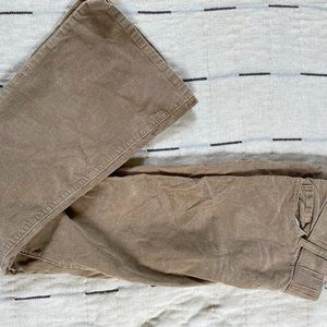 Old Navy Bootcut Maternity Corduroy
